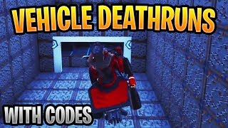 Quad Deathrun - Baller Parkour Cartes À Fortnite Creative With Codes