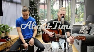 Just Can't Get Enough - The Black Eyed Peas - About Time Acoustic Cover