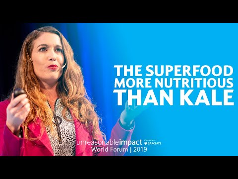 The Superfood More Nutritious Than Kale | Kuli Kuli