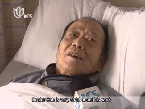 Nepalese doctor helps Chinese patients in Shanghai 走近在上海工作的尼泊尔医生