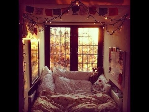 50 habitaciones para chicas tumblr youtube for Modelos de cuartos para senoritas