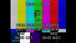 Family Channel launch (September 1, 1988)