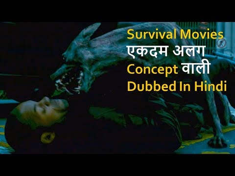 Top 10 Best Survival Movies With Different Concept Dubbed In Hindi