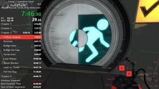 Portal 2 Speedrun Mod in 34:31