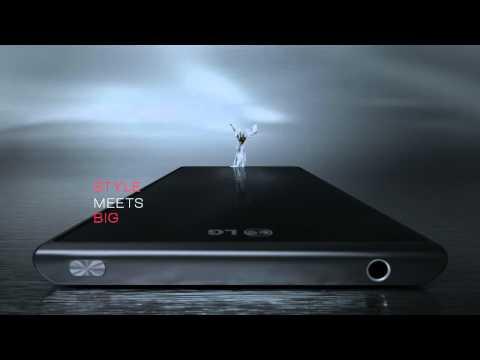 LG Optimus L7 (P700) commercial