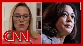 Watch SE Cupp's reaction to Biden's VP pick.