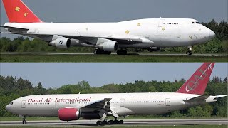 Frankfurt Hahn Airport Planespotting May 2019 with RARE Airlines
