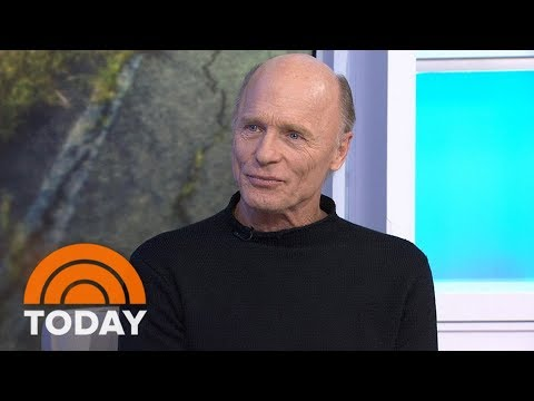 Ed Harris Talks About New Film 'Kodachrome' And His Long Marriage | TODAY