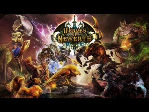 видео: heroes of newerth: Играем за puppet master