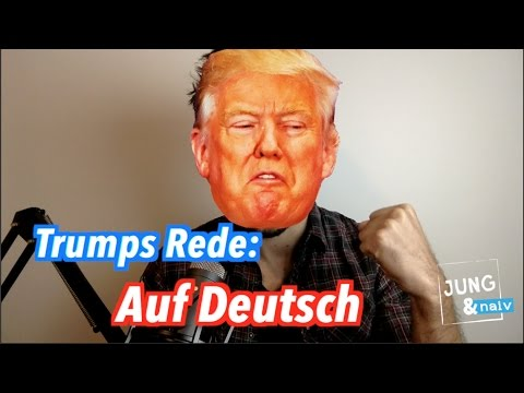 Trump Rede Youtube