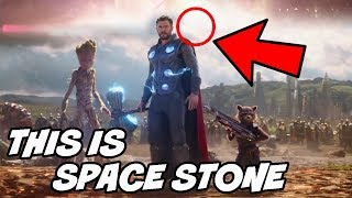 Odin Collected all 6 Infinity Stones, Bifrost & Hiemdal Power Source Avengers Infinity War