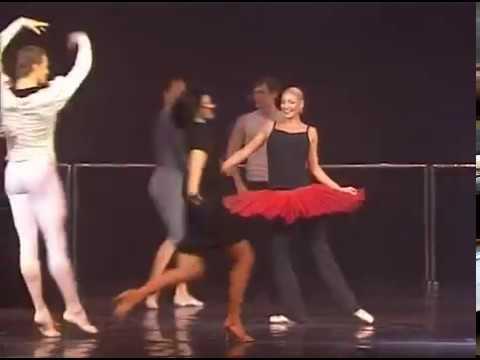 "Anastasia Volochkova - Solo Ballet Program ""Stairway to Heaven"""