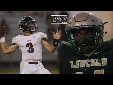 Week 6: Chiles vs. Lincoln - Derek Curry Scores 3 TDs Before Halftime! Full Highlights