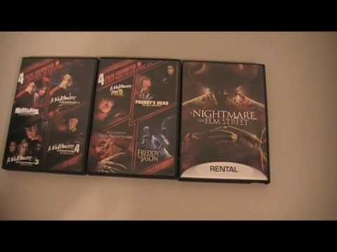 My Nightmare on Elm Street Franchise Movie Collection