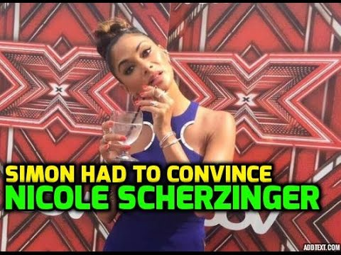 X Factor: Simon Cowell had to convince Nicole Scherzinger to return!