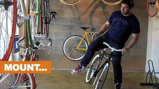 Thrillist - Fixie Bicycle Gallery - Atlanta, Ga