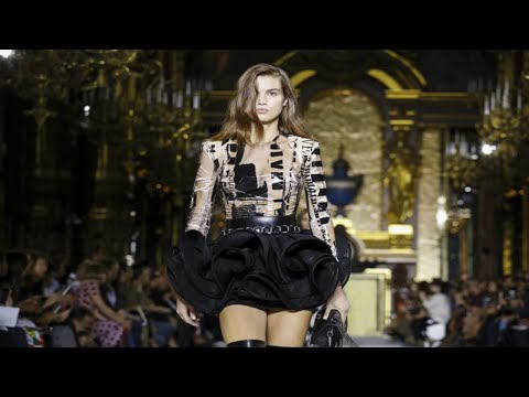 Balmain | Spring/Summer 2018 | Paris Fashion Week