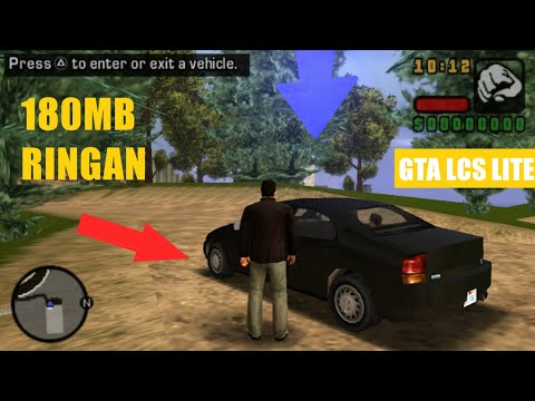 How to download gta liberty city stories lite in any android phone