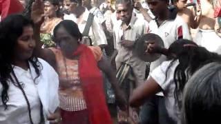 kataragama kawadi dance