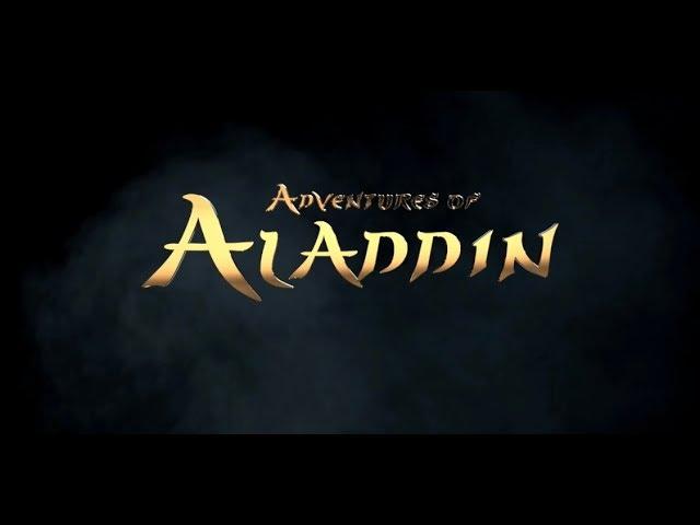 ADVENTURES OF ALADDIN OFFICIAL TRAILER