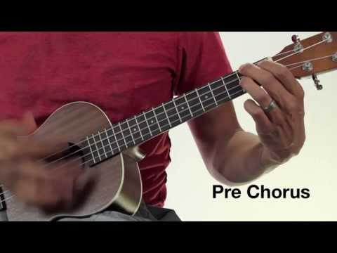 DRIVE BY - TRAIN An Amazing UKULELE TUTORIAL And HOW TO PLAY