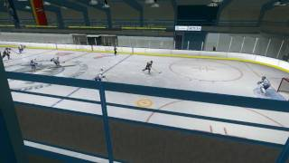 great artificial intelligence in NHL06 (demo) from EA SPORTS