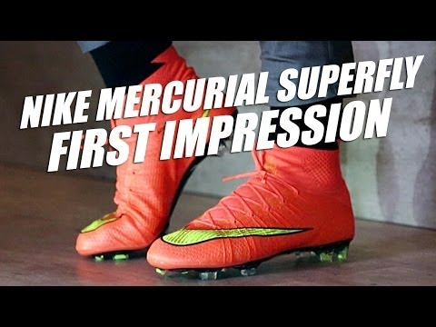 Nike Mercurial Superfly IV 2014 Hands-on And First Impression