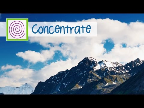 25 Minutes of concentration music. Zen, music, concentration, relaxation, therapy, spa, massage.