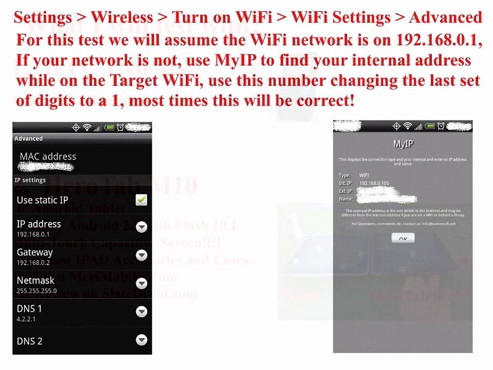 WiFi Jammer How to JAM WiFi Networks with an Android