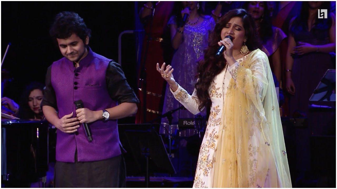 Download Berklee Indian Ensemble ft Shreya Ghoshal - Mannipaaya (LIVE)