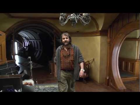 THE HOBBIT, Production Diary 1