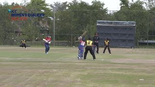 ICC Women's Asia Qualifier 2019 | Nepal v Malaysia highlights
