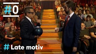 Late Motiv #0: David Broncano imita al mago Pop #LateMotiv165 | #0