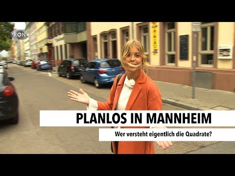 Planlos in Mannheim   RON TV   Sendung vom 21.09.2017