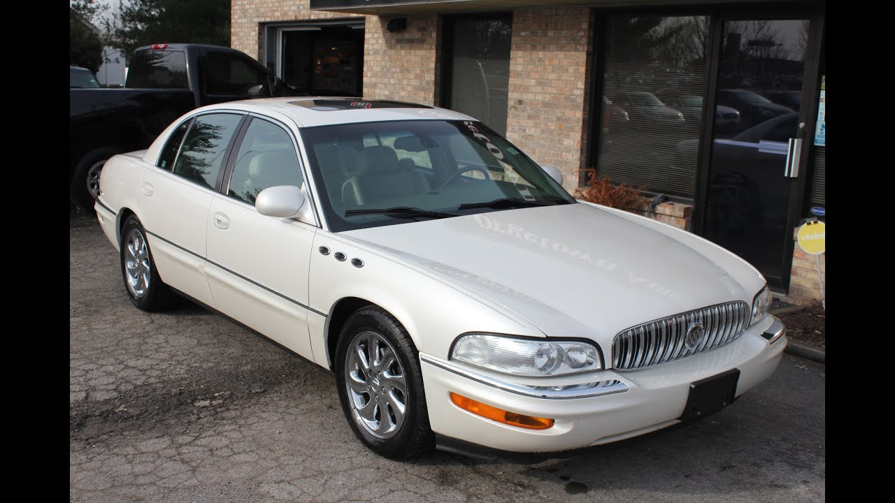 used 2003 buick park avenue ultra for sale georgetown auto sales ky kentucky sold [ 1280 x 720 Pixel ]
