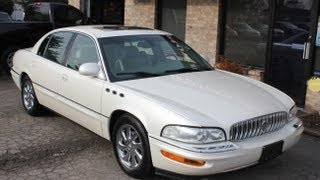 Used 2003 Buick Park Avenue Ultra for sale Georgetown Auto Sales KY Kentucky SOLD