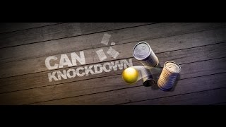 can knockdown on Samsung Galaxy Y