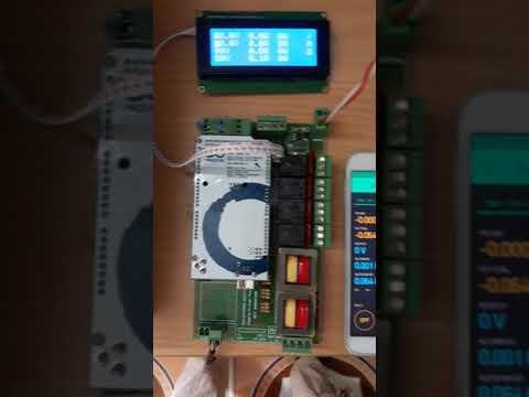 Blynk Solar Monitor Wifi