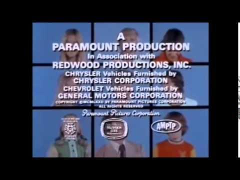 The Brady Bunch Season 4 Closing Credits