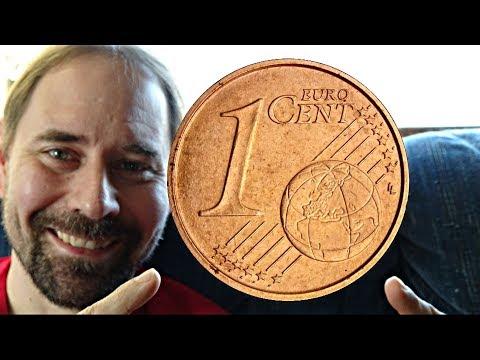Italy 1 Euro Cent 2008 Coin