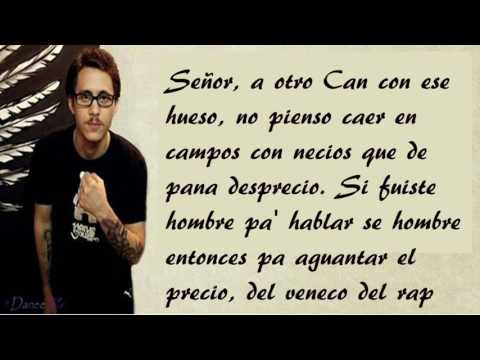 Canserbero - Sin Mercy Lyrics