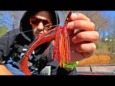 Looking For BIG FISH In Dirty Water || AWESOME Custom Baits From Subscribers