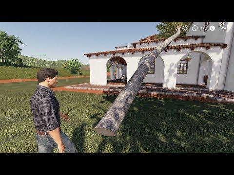 WHIPPIT FÖRSTÖR TOMTEN | Farming Simulator 19
