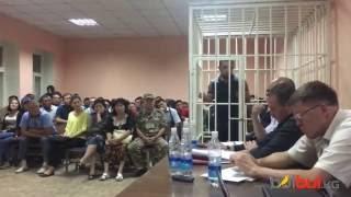 Дело У.Токтосунова (Сакал): Подсудимый опроверг, что является «вором в законе»