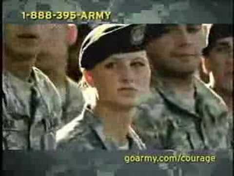 America's Army Gamer Ad