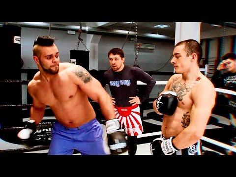 КАЧКИ против БОЙЦОВ MMA  Премьера нового проекта #ФАРШ