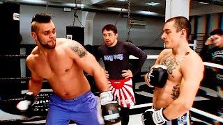 КАЧКИ против БОЙЦОВ MMA  Виктор Блуд в MMA  ФАРШ