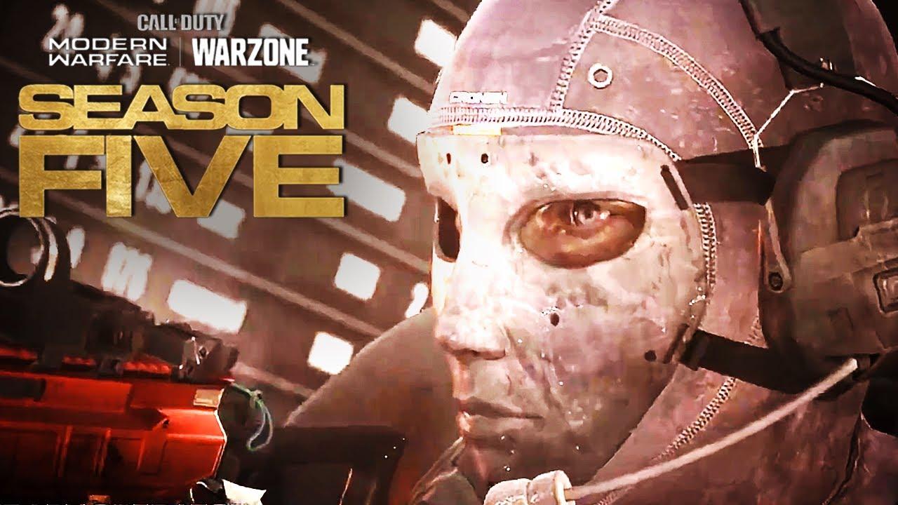 Call of Duty: Modern Warfare & Warzone - Official Season 5 Battle Pass Trailer