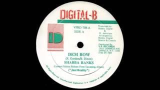 Shabba Ranks - Dem Bow (Vinyl Side A)