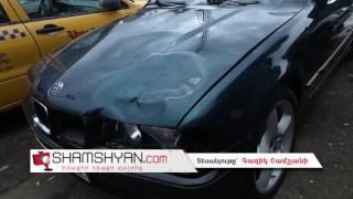 Երևանում 29 ամյա վարորդը BMW ով վրաերթի է ենթարկել տատ ու թոռան  3 ամյա թոռը հիվանդանոցում մահացել է